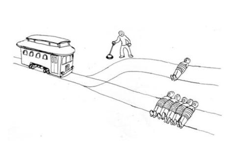 TrolleyCar Dilemma NYT
